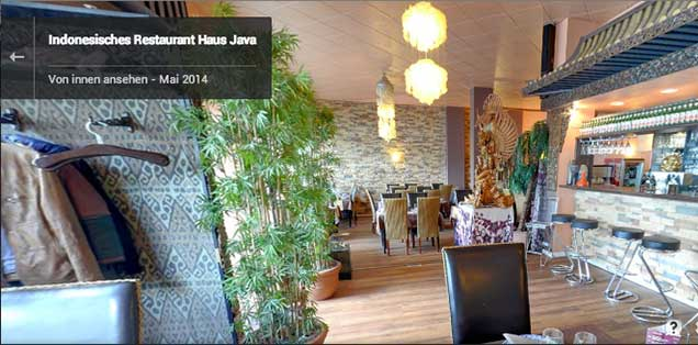 Restaurant Haus Java