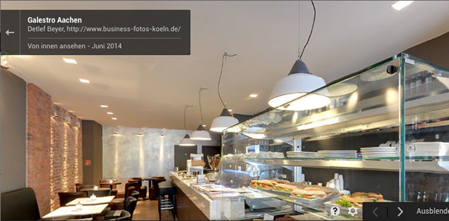 Galestro Café Aachen