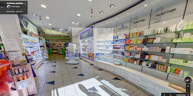 Kurfürsten Apotheke - 360 Business View