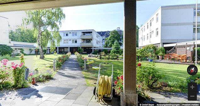 Luise Maaßen Haus Panorama Foto
