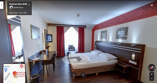 Hotel am Stern Brühl
