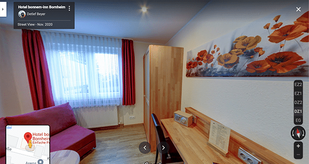 Hotel bonnem-inn Bornheim